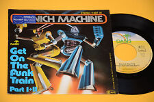 "MUNICH MACHINE 7"" 45 GET ON THE FUNK TRAIN ORIG GERMANY EX"