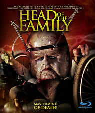 Head of the Family Blu-ray, Full Moon Features and Charles Band