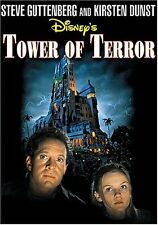 Tower of Terror (Steve Guttenberg Kirsten Dunst Disney) Region 4 New DVD
