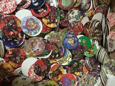 400+ * Misc Pogs * With 3 Misc (Plastic and/or Metal) Slammers.