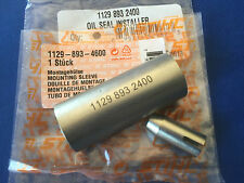 Stihl Chainsaw Tools OEM MS200T oil seal installer set 11298932400 + 11298934600