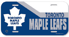 NHL® Toronto Maple Leafs License Plate TEAM BOOSTER