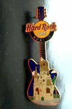 HRC HARD ROCK CAFE Berlino Imperatore Wilhelm Church Guitar 2005 le1000
