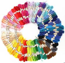 100 Skeins Stranded Deal CXC 100% Cotton Thread