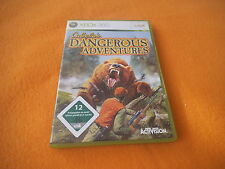 Cabelas Dangerous Adventures XBox 360
