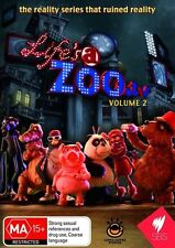 Life's a Zoo : Vol 2 (DVD, 2010) BRAND NEW free post!