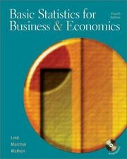 Basic Statistics for Business and Economics (Mcgraw-HillIrwin Series Operations