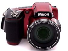 Nikon COOLPIX L840 16.0 MP Digital Camera - Red - NO ACCESSORIES