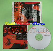 CD SONGS DECADE 100% SINGER SONGWRITER compilation BOB DYLAN CAT STEVENS (C25)