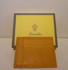 Pineider Multicard Country - Pineider Country Multicard Porta Carte di Credito
