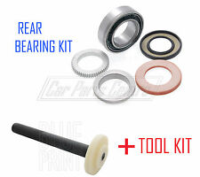 FOR NAVARA 2.5 TD DCi D40 REAR WHEEL BEARING REPAIR KIT HALFSHAFT FITTING TOOL
