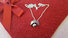 "S925 Silver ""ILove You"". Locket/Pendant Necklace, with pandora Box"