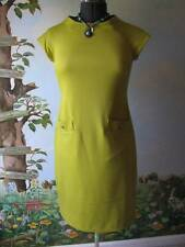 Jones New York Lime Green Women Sleeveless Dress SZ 4