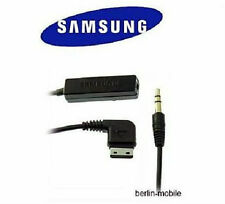 Original 3,5 mm Kopfhörer Headset FM Audio Adapter Samsung GT S5230 S5260 F480i