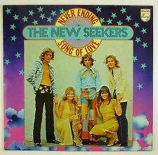 "12"" LP - The New Seekers - Never Ending Song Of Love - B1045 - washed & cleaned"