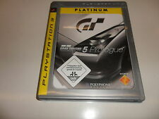 PlayStation 3 PS 3  Gran Turismo 5 Prologue [Platinum]