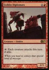 Goblin diplomats foil | nm | m14 | Magic mtg