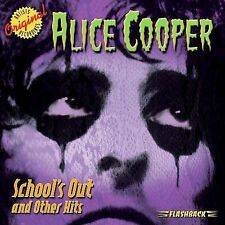 COOPER,ALICE, School's Out & Other Hits, Excellent