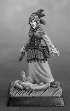 NELLA CAILEAN chat - PATHFINDER REAPER figurine miniature jdr rpg cat mage 60169