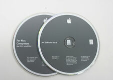 Apple MacBook / Pro / iMac Early 2008 10.5.4 Leopard Software Restore DVD Discs