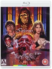 INFERNO - Blu-Ray Disc -