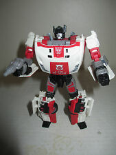 Transformers Generations Universe Red Alert Figure Loose Hasbro