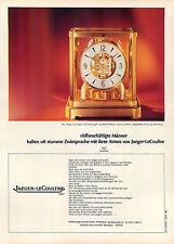 Jaeger-LeCoultre-1969-Reklame-Werbung-vintage watch-print ad-Publicidad Reloj