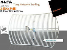 Alfa Network AGA-2424T, Wifi 24 dBI Superior Performance Grid Antenna