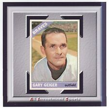 1966 Topps GARY GEIGER #286 NM-MT **amazing baseball card for your set** M88C