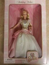 BARBIE BIRTHDAY WISHES COLLECTOR EDITION FIRST IN A SERIES PINK GOWN NEW IN BOX!
