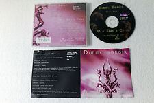 DIMMU BORGIR-OLD MANS CHILD sons of satan gather for attack CD very RARE PROMO