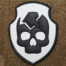 PATCH JTG 3D GOMME STALKER BANDITS GHOST PAINTBALL AIRSOFT MILITAIRE INSIGNE