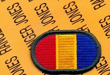 US Army Airlift Action Office AAO Airborne para oval patch Type 2 m/e