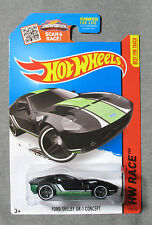 2015 Hot Wheels Car 178/250 Ford Shelby GR-1 Concept