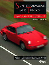 Sun Performance and Tuning: Java and the Internet,GOOD Book