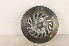 2007 07 Yamaha Apex Mountain Brake Rotor Disc
