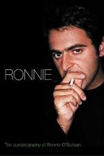 Ronnie : The Autobiography of Ronnie O'Sullivan by Ronnie O'Sullivan (2003,...
