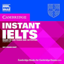 Instant IELTS Audio CD: Ready-to-use Tasks and Activities (Cambridge Copy Collec