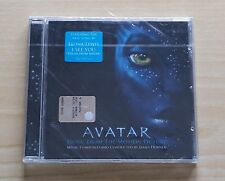JAMES HORNER - AVATAR (MUSIC FROM THE MOTION PICTURE) - CD SIGILLATO (SEALED)