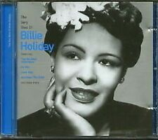 Billie Holiday Very Best Of CD NEW Jazz That Ole Devil.