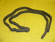 New Sigma O-Ring Motorcycle Chain - 530X116