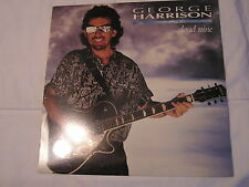 George Harrison Mostly Sealed LP-CLOUD NINE