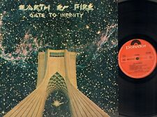 EARTH & and FIRE Gate to Infinity LP NMINT 1977