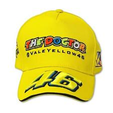OFFICIAL VALENTINO ROSSI THE DOCTOR #46 YELLOW CAP
