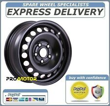 "SKODA FABIA 2007-2015 15"" FULL SIZE STEEL SPARE WHEEL RIMS R001"