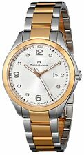 Maurice Lacroix Miros Women's Diamond two-toned Swiss watch MI1014-PVP13-150