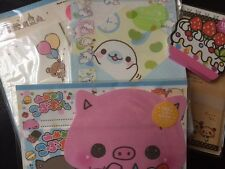 LOT of KAWAII stationery letter sets new in packaging!