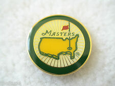 MASTERS GOLF AUGUSTA NATIONAL SUNBURST OLDER YEAR BALL MARKER PGA VERY RARE NEW