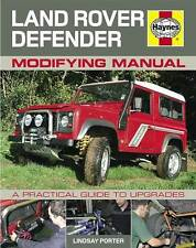Land Rover Defender Modifying Haynes Manual H5093 NEW