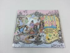 SNSD 1st Single Album Into the new world K-POP CD Booklet Girls' generation Idol